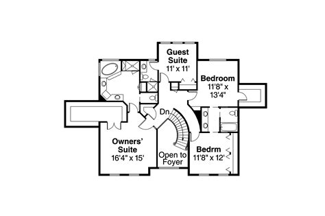 classic home floor plans classic house plans kersley 30 041 associated designs