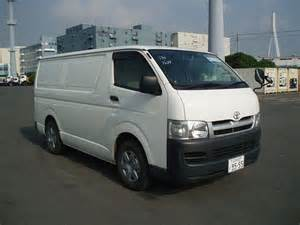 Toyota High Toyota Hi Ace Photos News Reviews Specs Car Listings