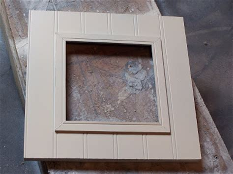 beadboard picture frame batchelors way beadboard frames tutorial