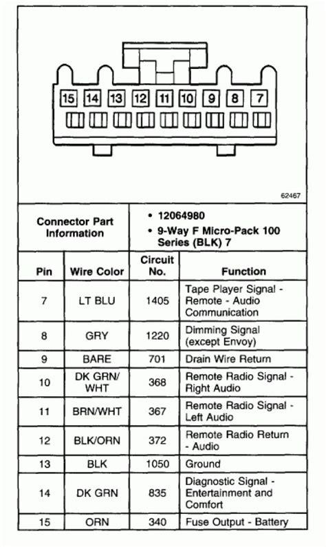 2000 pontiac sunfire radio wiring diagram wiring diagram