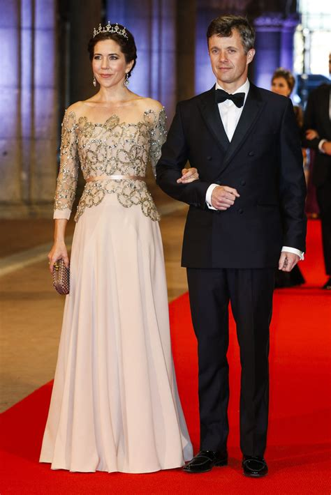 Dania Cp crown princess of denmark in heartmade by julie