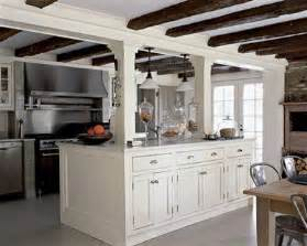 kitchen island with columns i want to take the wall between the dining room and