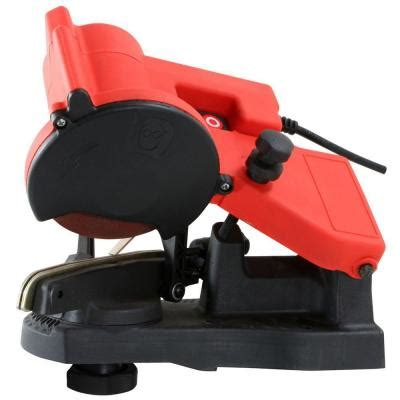 buffalo tools ecss electric chainsaw sharpener ecss the