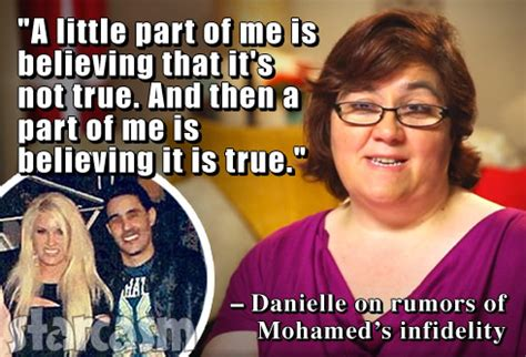 90 day fiances danielle and mohamed update starcasmnet 90 day fiance danielle and mohamed update annulment filed