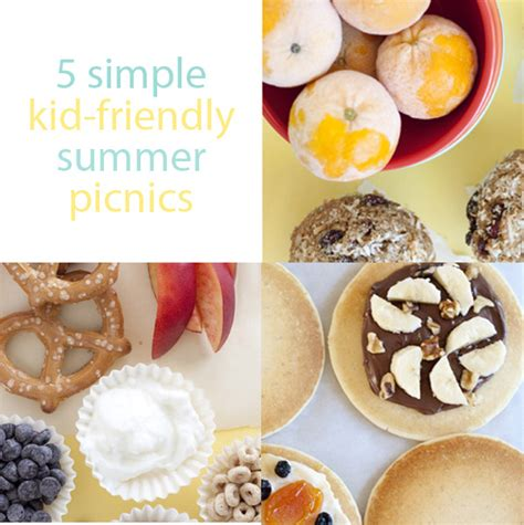 5 simple kid friendly picnic favorites how does she