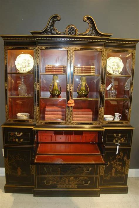 Union National Furniture michael quot union national furniture co quot chinoiserie breakfront