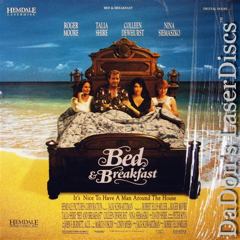 bed and breakfast movie bed and breakfast laserdisc rare laserdiscs not on dvd