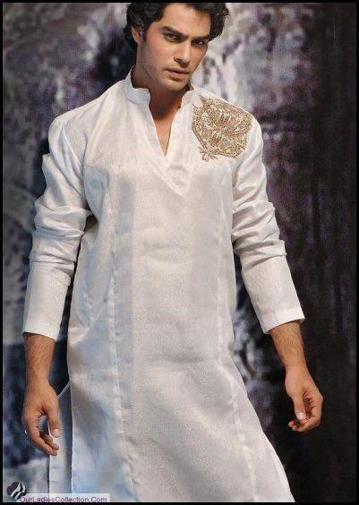 15 latest men s eid shalwar kameez designs for this eid latest men eid formal embroidered kurta designs shalwar