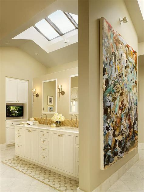 revere pewter in bathroom bathroom skylights contemporary bathroom benjamin