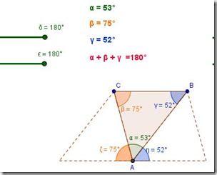 somma angoli interni trapezio matematicamedie somma degli angoli interni di un