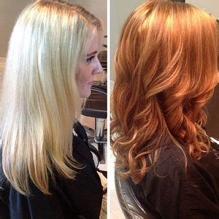 add depth and dimension to your hair with highlights add warmth and dimension to your hair copper looks