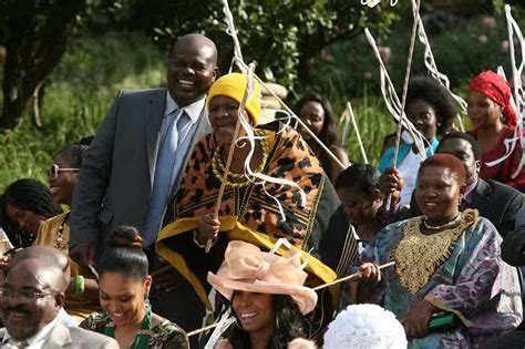 thandaza mokwena thandaza ranthumeng s classy wedding a re di fefere le