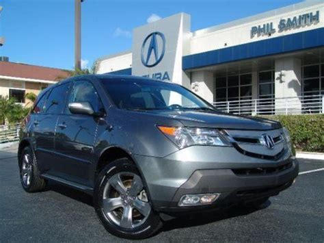 2008 acura mdx for sale by owner buy used 2008 acura mdx mdx sport pkg 1 owner certified