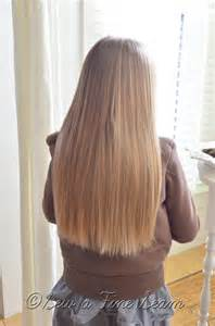 can hair lenght get to the waist locks of love sew a fine seam