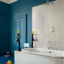 Blue And White Bathroom Ideas blue and white bathroom bathroom decorating ideas image