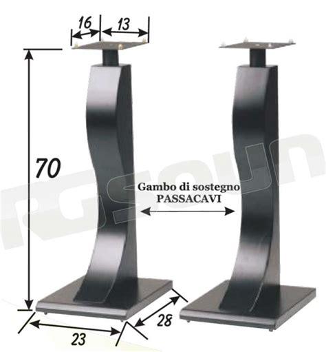 piedistalli per casse prandini 121 supporti tv lcd plasma proiettori