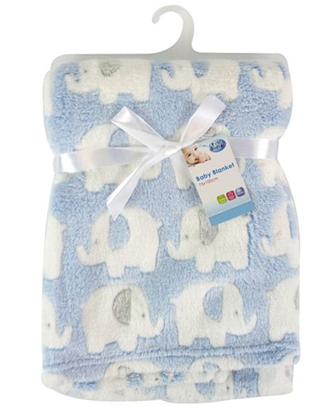 Blankets For Babies by Fleece Baby Blanket Luxury Unisex Soft For Babies From