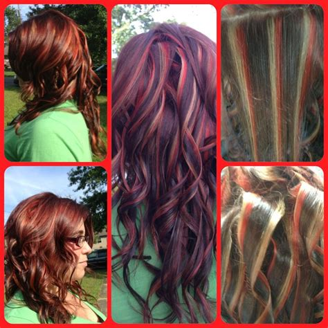 tri colored hair tri colored hair formula tri color gold and purple