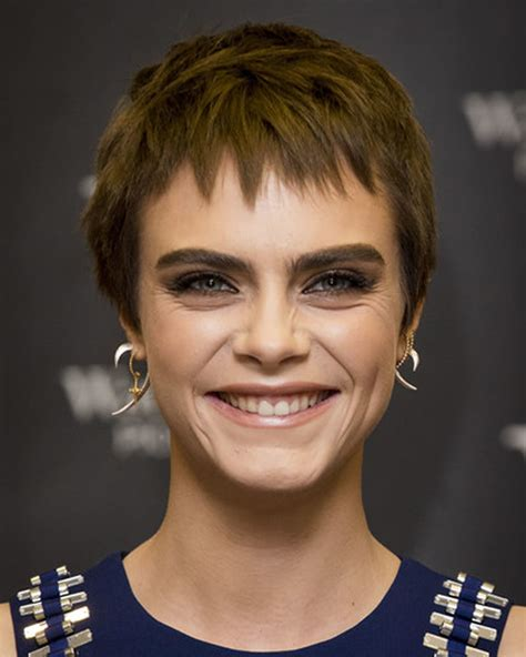 Some winning Celeb Short Haircuts of 2018   Short and Cuts