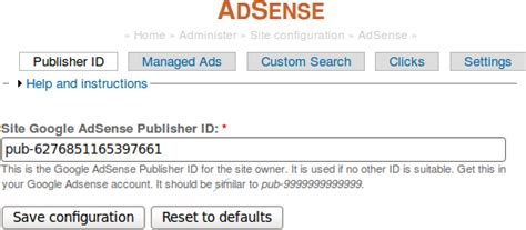 adsense publisher id checker google search for your snap website create a snap
