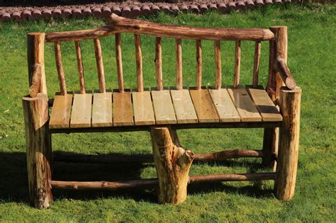 rustic cedar log style wood garden bench reviews wayfair wood log bench rustic red cedar log bench 2 foot rustic log bench with coat rack