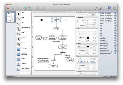 flowchart software for mac free 17 top flowchart and diagramming software for mac