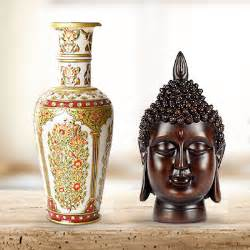 Decorative Figurines For Home by Home Decor Buy Home Decor Articles Interior Decoration