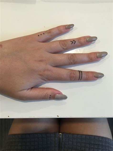 women s finger tattoos 25 best ideas about chevron on liam