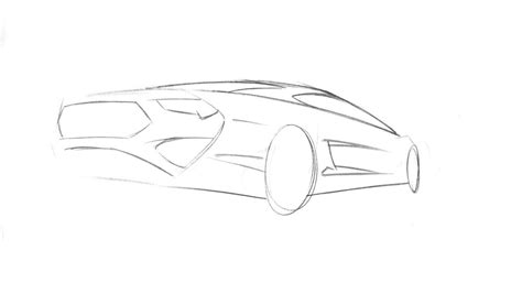 how to draw a cool car step by step cars draw cars sports cars drawings side view