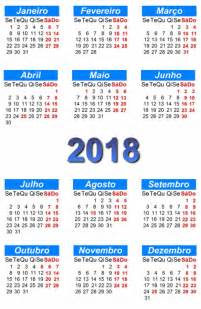 Calendã De 2018 Os Feriados Feriados Nacionais 2018 Datas Calend 225 2019