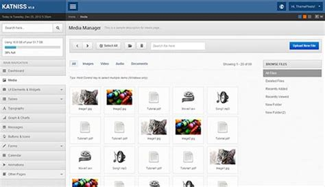 bootstrap themes library 40 premium bootstrap admin templates