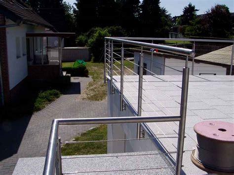 balkongeländer drahtseil balkongel 228 nder und handl 228 ufe www mebius metallbau de