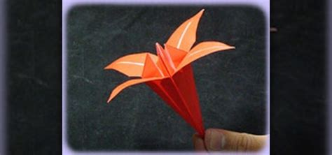 Beautiful Origami - how to fold a beautiful origami iris flower 171 origami