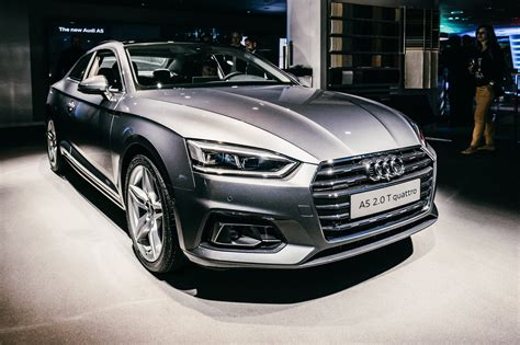 Audi Coupe S5 by 2017 Audi S5 Coupe And S4 Sedan Subjected To Acceleration