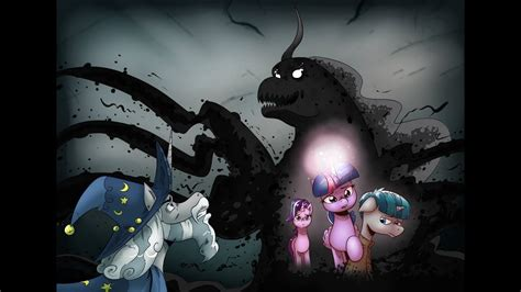 Shadows Tribute mlp fim pmv stygian pony of shadows tribute shadows