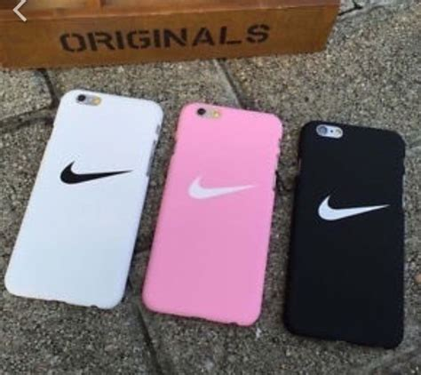 Iphone 6 6s Nike Logo Hardcase nikee iphone 6 6s cover logo colorful sports cool stylish fashion pink