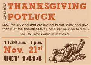 thanksgiving potluck invitation templates gallery for gt thanksgiving potluck invitation