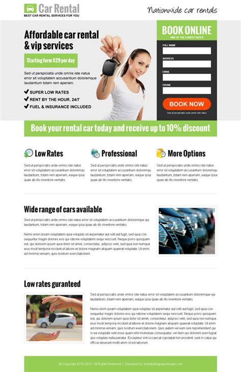 free lead capture page templates landing page design august 2014