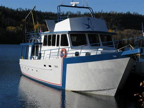 fishing boat dealers in ontario steel overnight fishing charter boat steel overnight