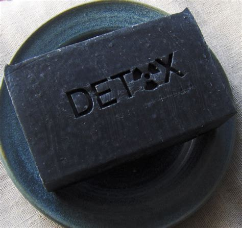 Activated Charcoal And Bentonite Clay Detox by Zeolite Detox Soap With Activated Charcoal And Bentonite Clay