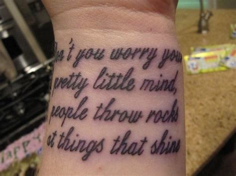 lyrics tattoo on my mind taylor swift ours pop songs tattoo and piercings