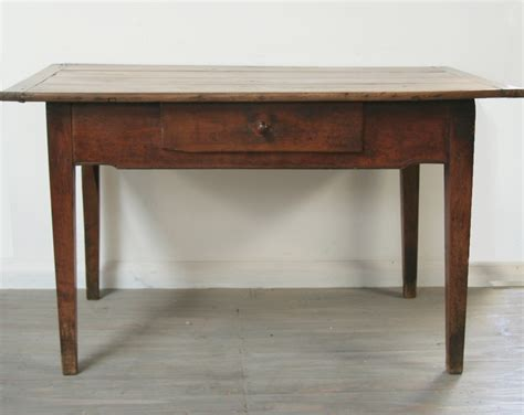 Small Side Desk Merisier Side Table Or Small Desk Haunt Antiques For The Modern Interior