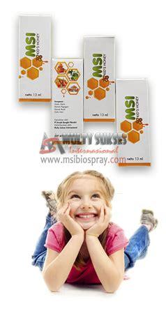 Honey Msi Original Kid Honey Penambah Nafsu Makan Anak Madu msi honey distributor dan agen resmi dari pt msi