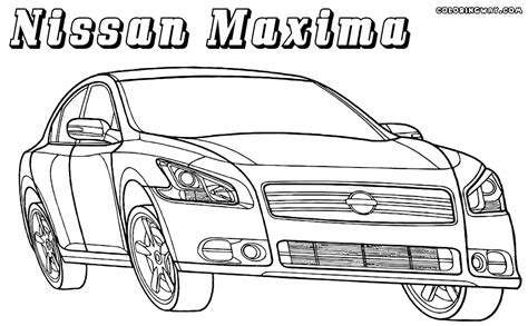 nissan cars coloring pages nissan coloring pages coloring nissan pathfinder coloring pages coloring pages