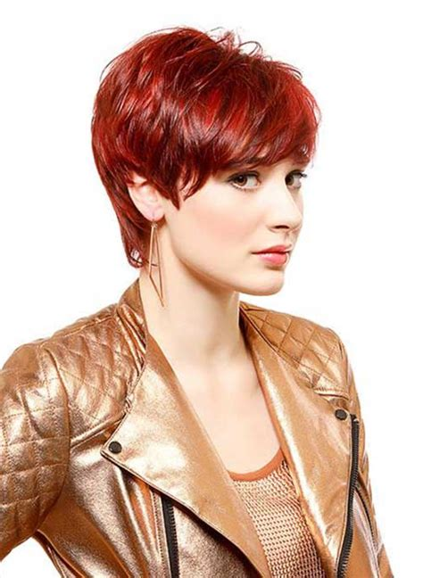 short funky hairstyles 15 funky short haircuts 2015 2016 short hairstyles
