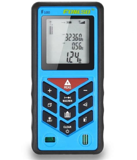 Measuring Tool Fluke 414d Laser Distance Meter Meteran Digital 10 best laser distance meter available