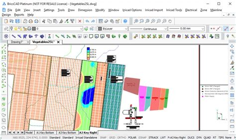 irrigation layout software cad applications for bricscad bricsys irricad link