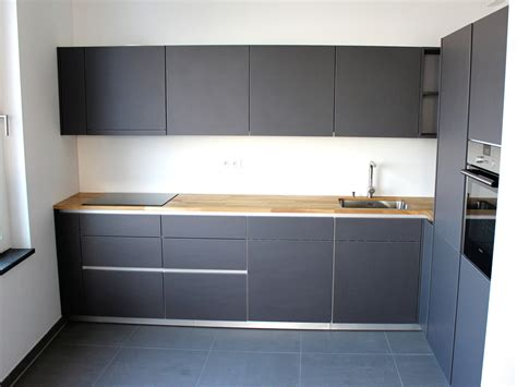 Linoleum Arbeitsplatte Küche by Kueche Eiche Und Weiss