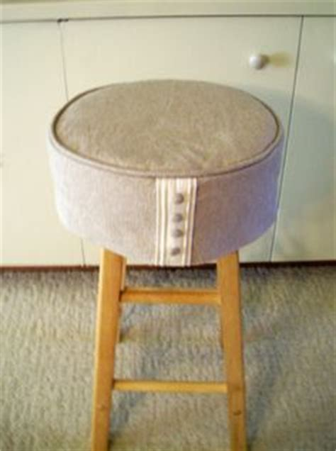 Linen Bar Stool Covers by Linen Barstool Slipcover With Cushion 12 Inch Bar