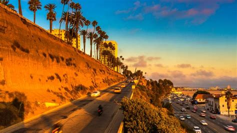 Pch Los Angeles - pacific coast highway west coast america road trip california